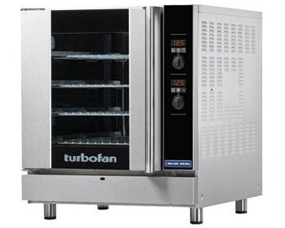 blue seal gas convection oven manual