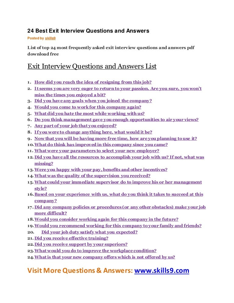analytical skills interview questions and answers pdf