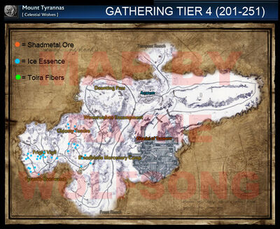 albion online ore gathering guide