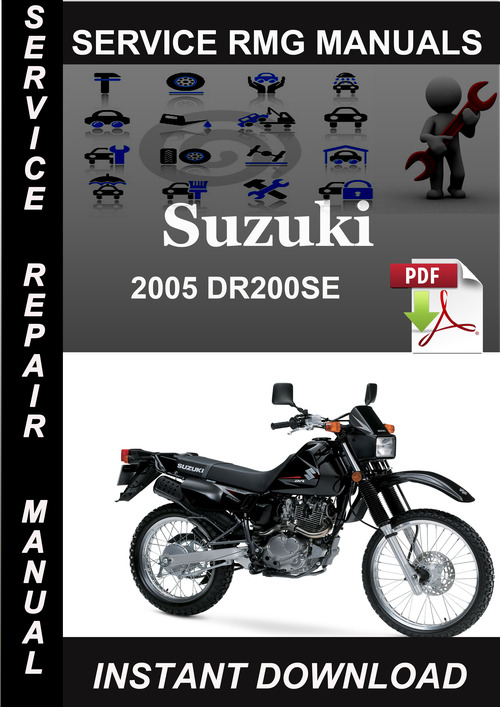 dr200 service manual