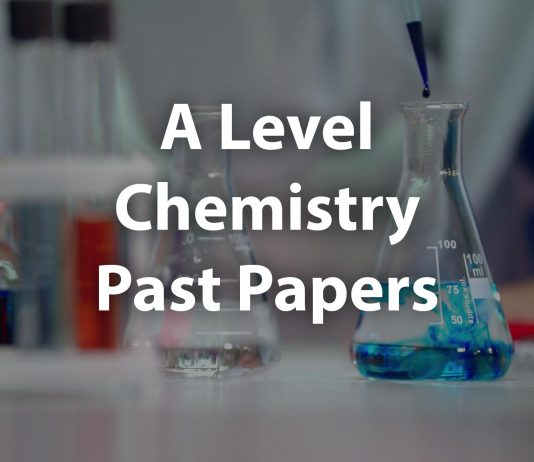 a level chemistry topical past papers pdf
