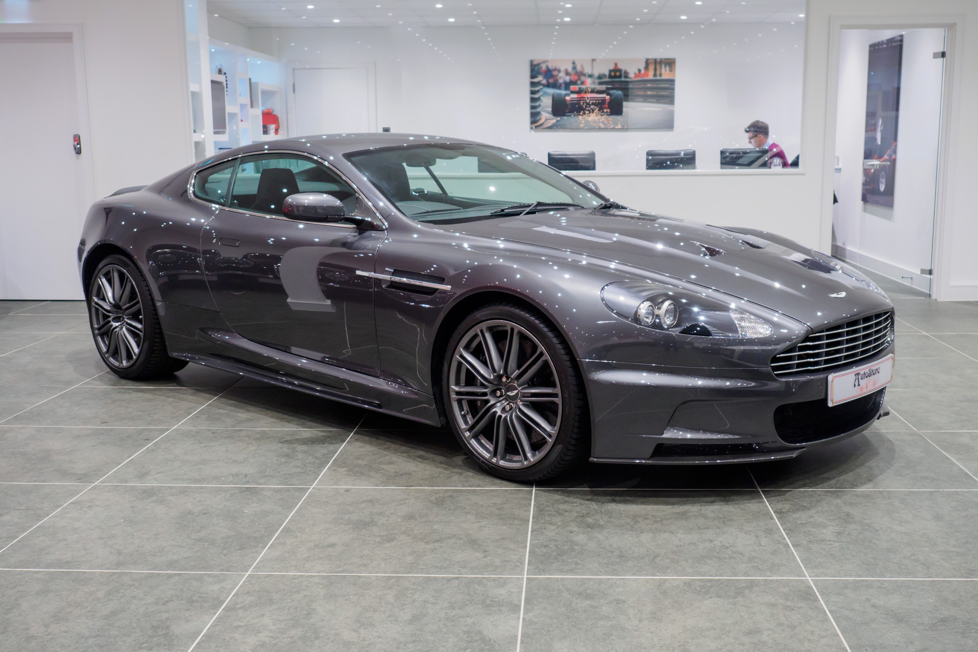 2008 aston martin dbs manual for sale