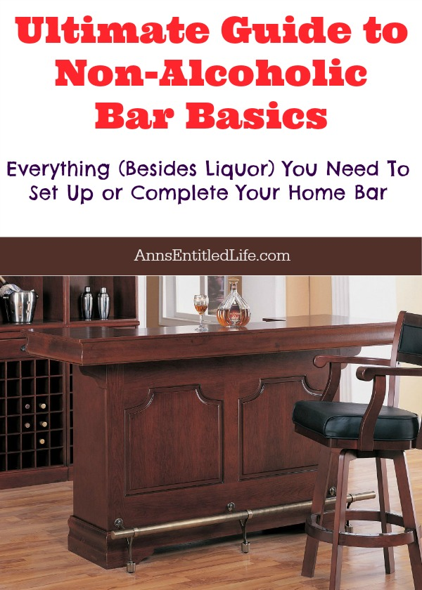 bar fridge set up guide