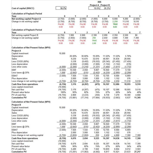 capital expenditure budget sample