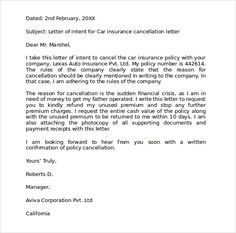 apartment booking cancellation letter sample