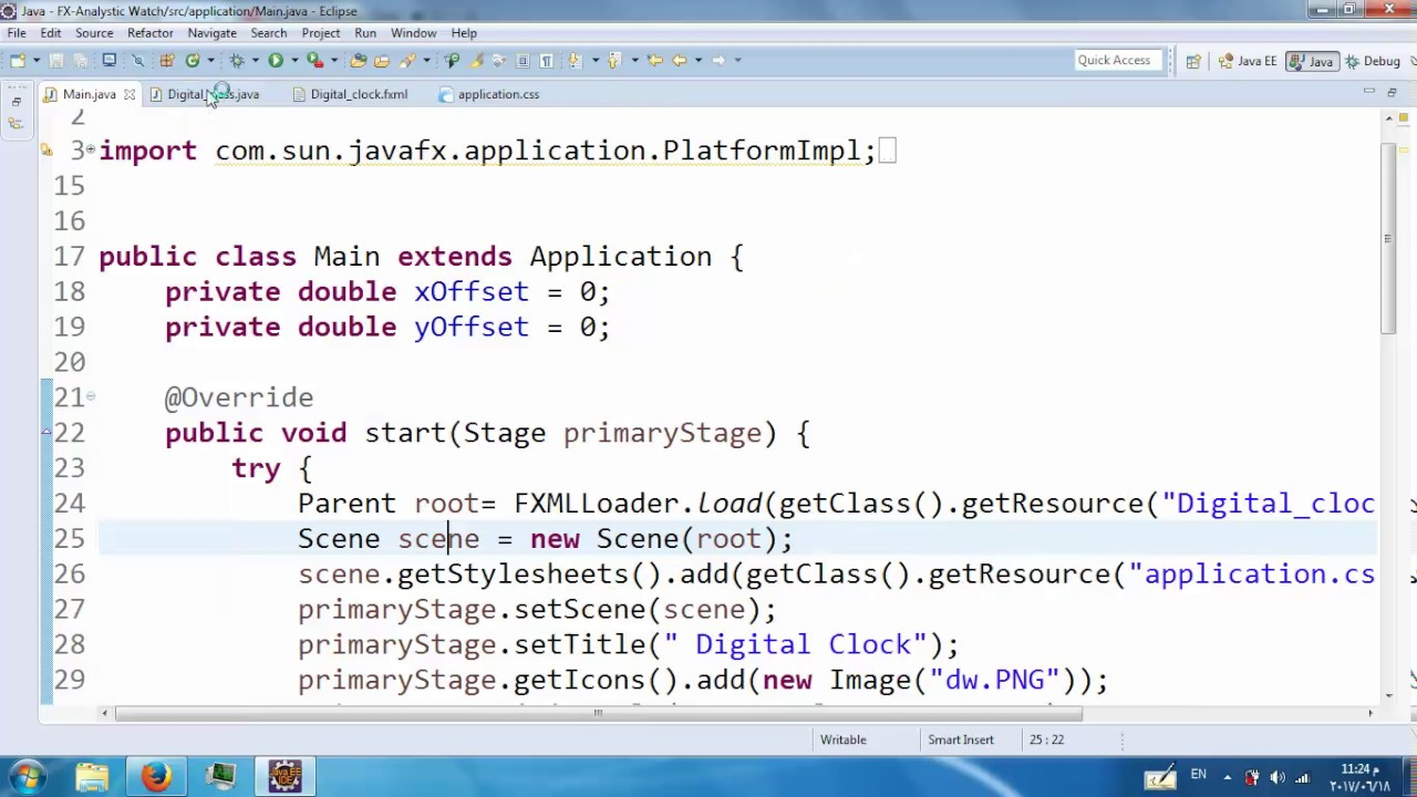 create exe file for java application without java wrapper