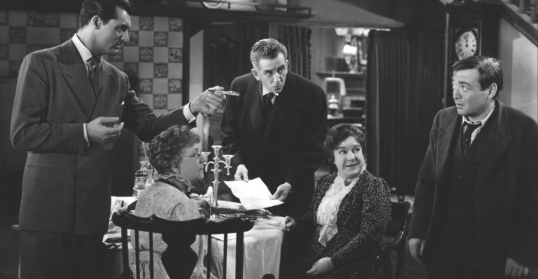 arsenic and old lace script pdf free