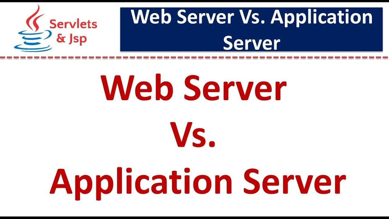 application instance vs server
