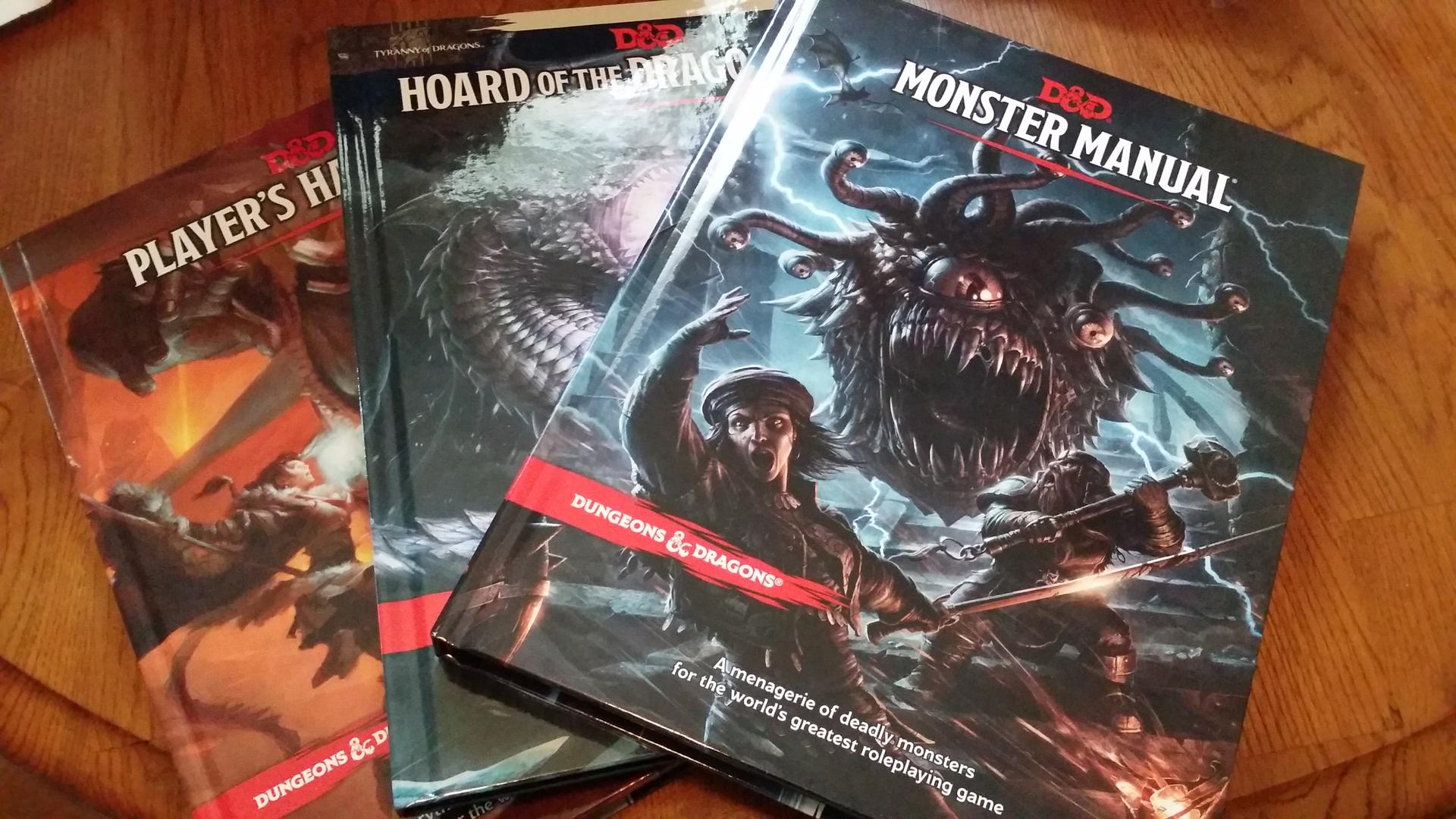 d&d 5th edition handbook
