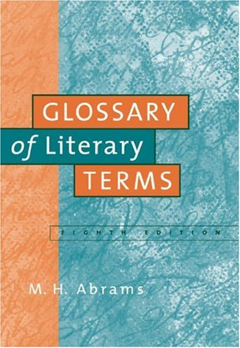 abrams glossary of literary terms