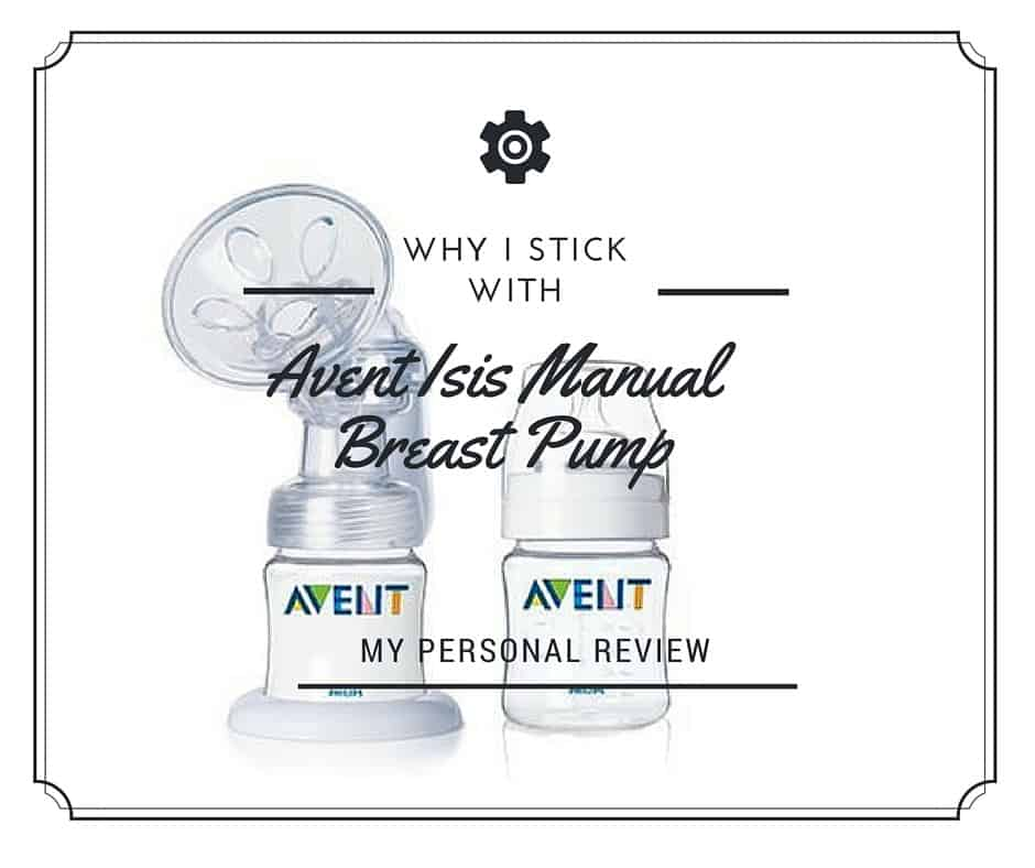 avent manual breast pump reviews