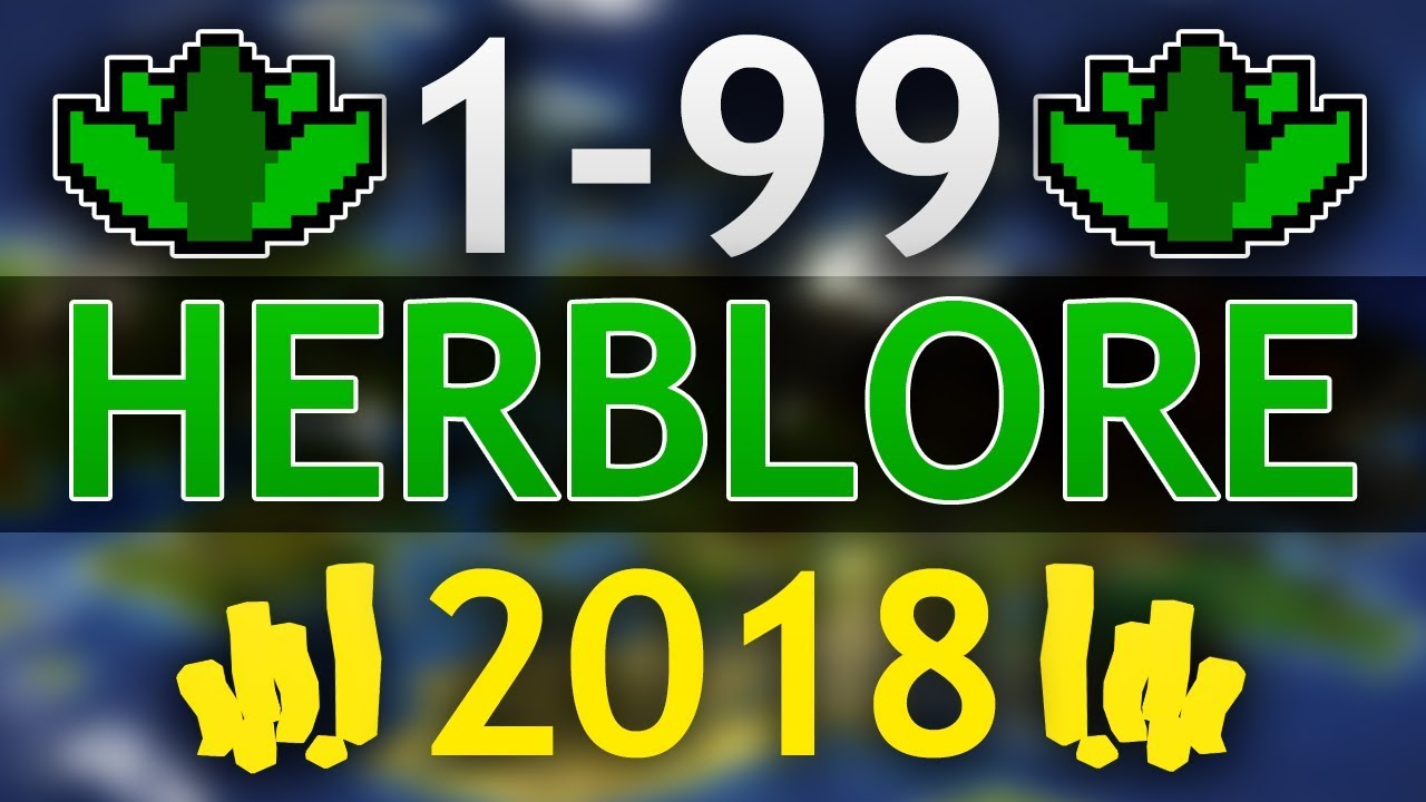1 99 herblore guide osrs