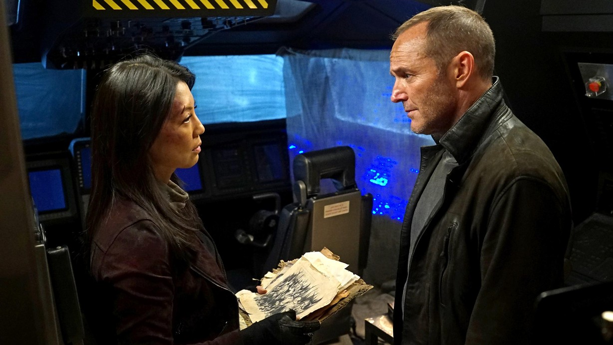 agents of shield season 5 parents guide