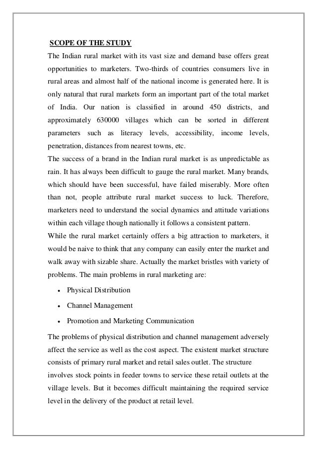 articles on rural marketing pdf