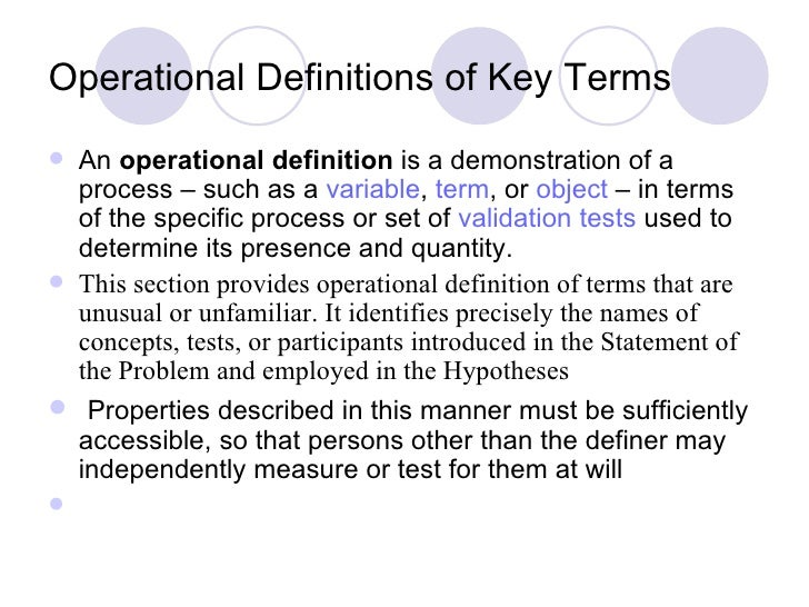 definition of terms in research paper pdf