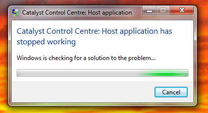 catalyst control center host application