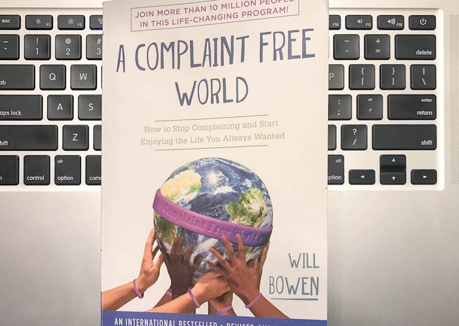 a complaint free world book pdf