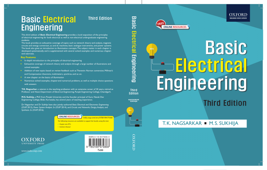 basic electrical and electronics engineering book pdf