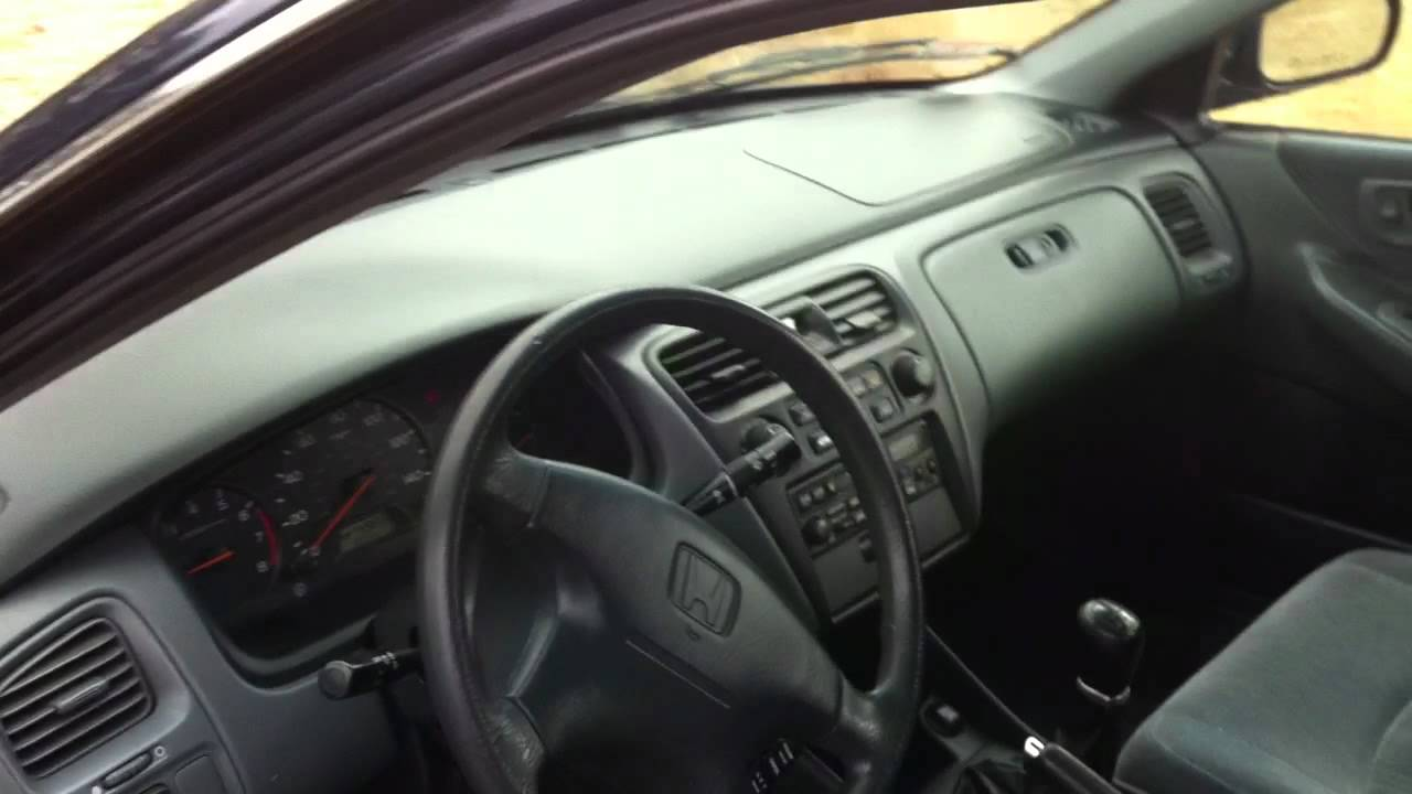 2000 honda accord manual transmission for sale