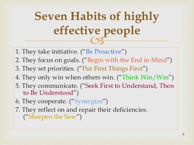 download pdf the seven habits of effective people