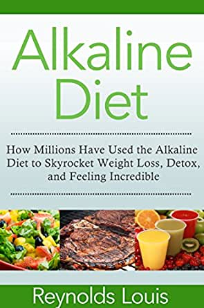 alkaline diet plan for weight loss pdf