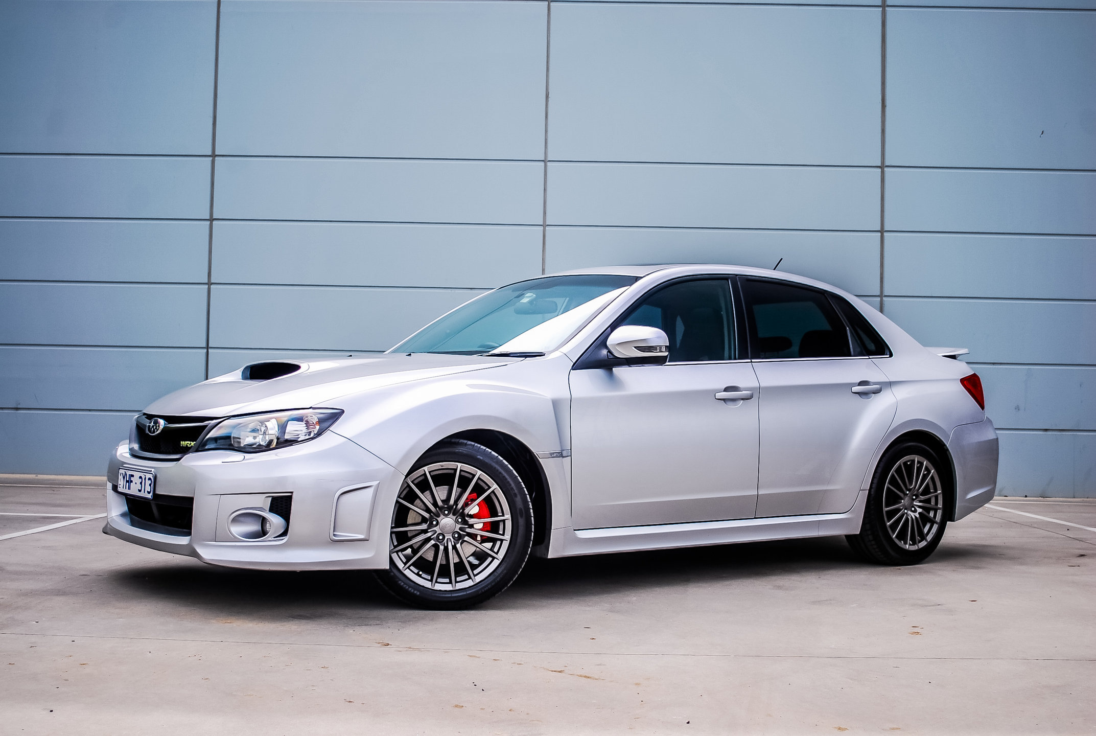 are all subaru wrx manual