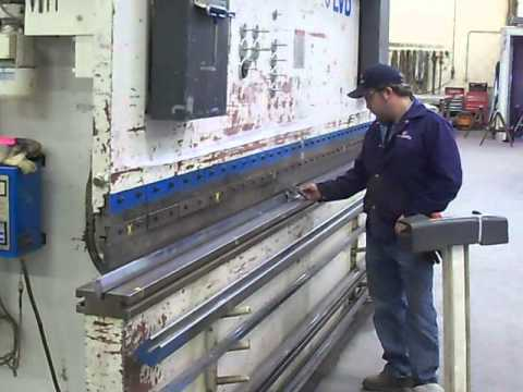 durmazlar press brake manual