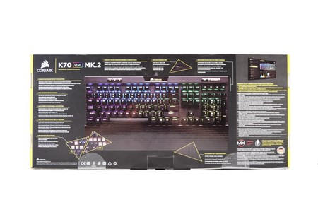 corsair k70 rgb manual