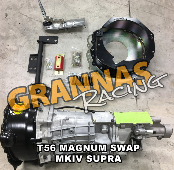 2jz manual transmission swap