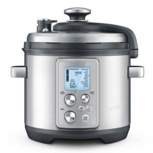 breville fast slow cooker rice instructions