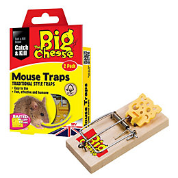 big cheese rat trap instructions