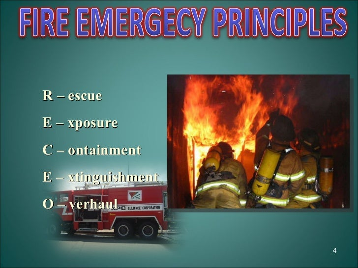 basic knowledge of fire fighting pdf
