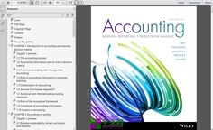 accounting business reporting for decision making 6th edition pdf