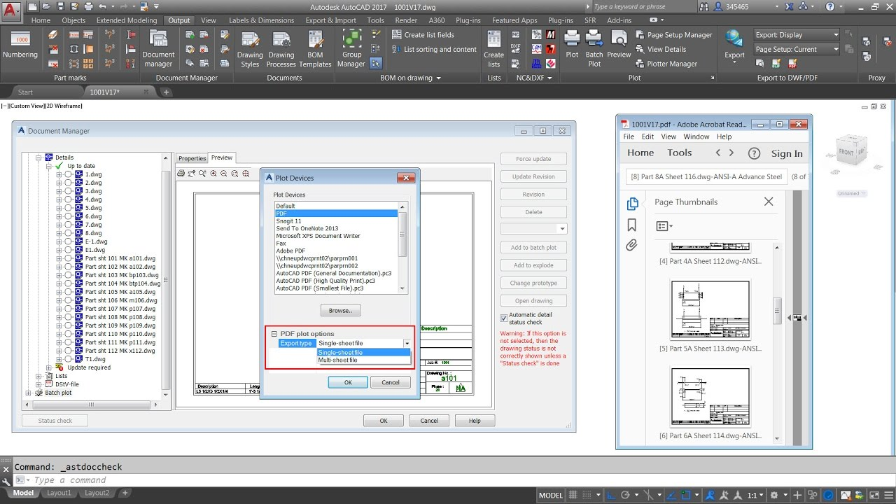 best way to import pdf into revit