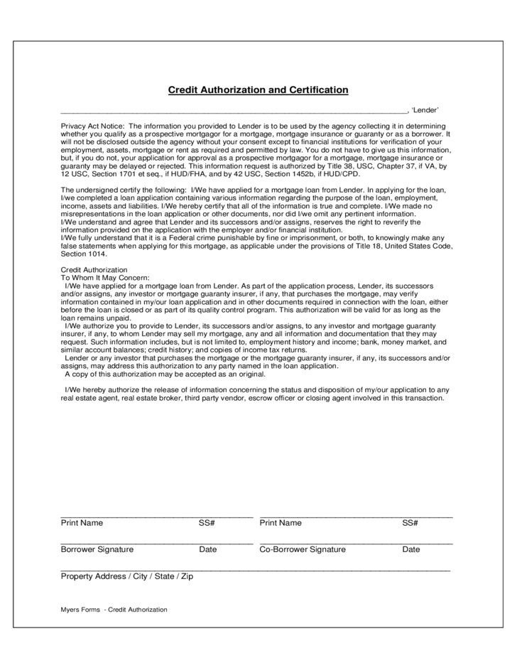 certificate authorizing registration application requirements