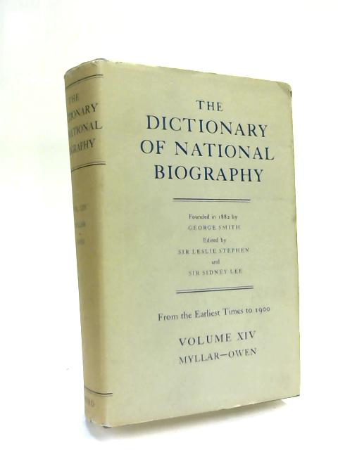 dictionary of national biography uk