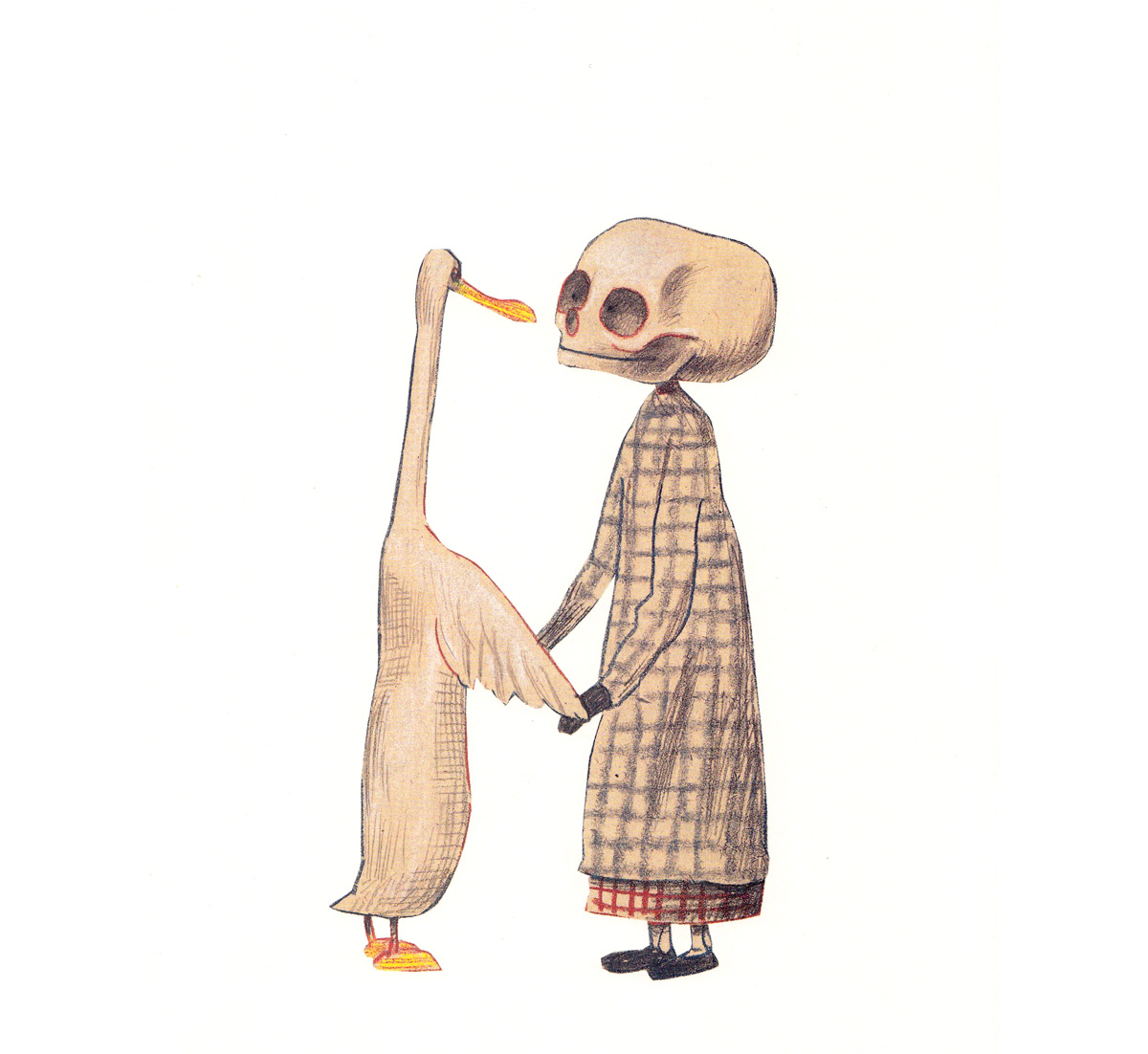 death duck and the tulip pdf
