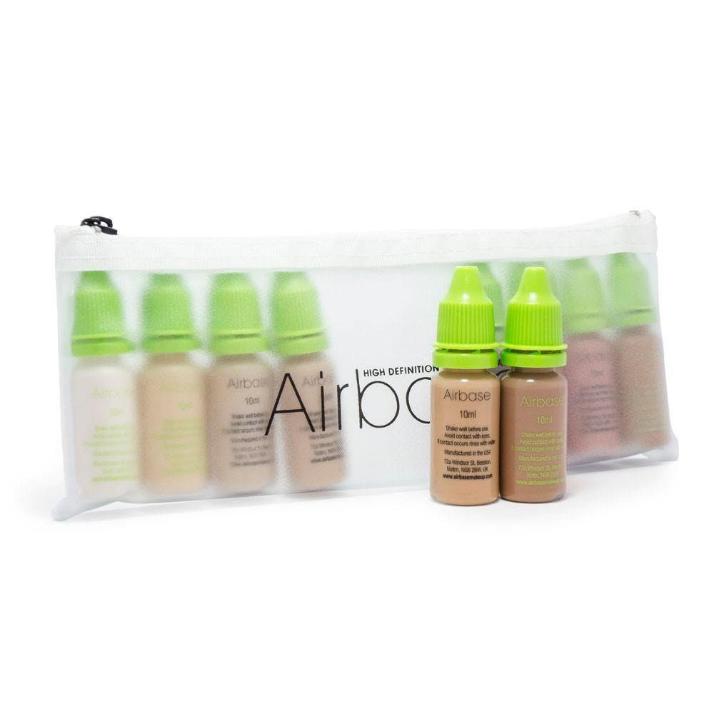 adorn cosmetics foundation sample pack