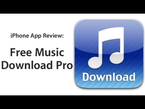 application download music