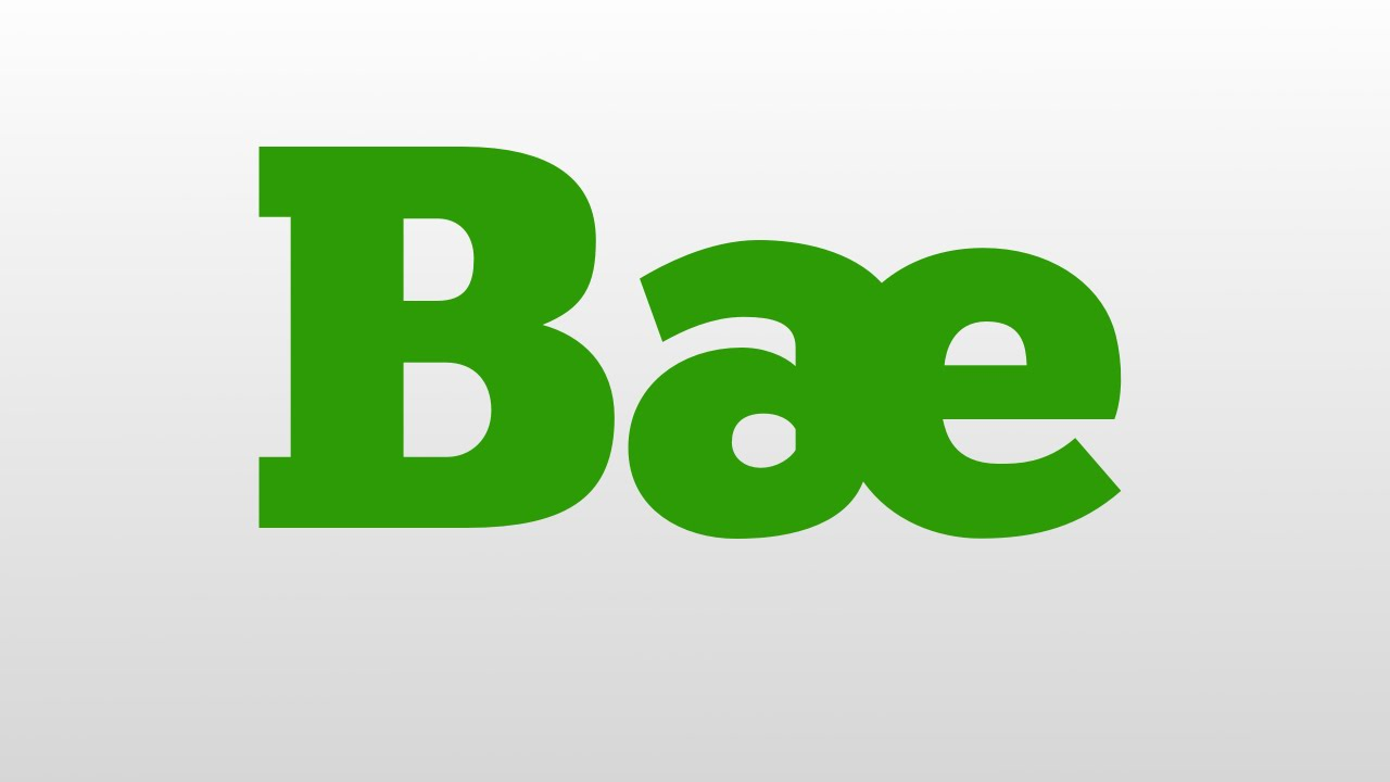 bae meaning urban dictionary