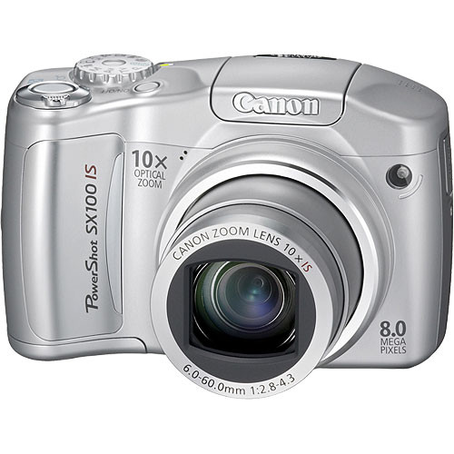 canon powershot sx100 is manual