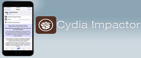 cydia impactor verifying application