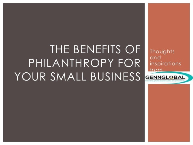 advantages of small business pdf