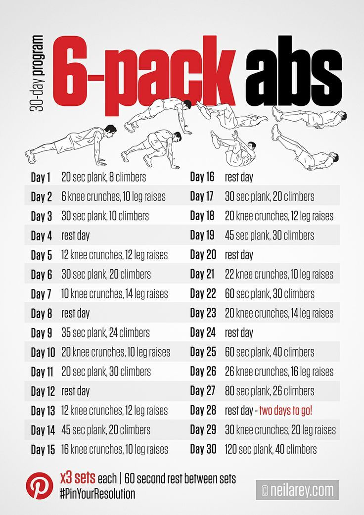 22 day ab workout pdf