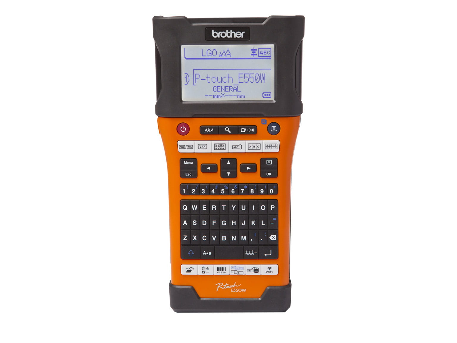 brother p touch h100lb instructions
