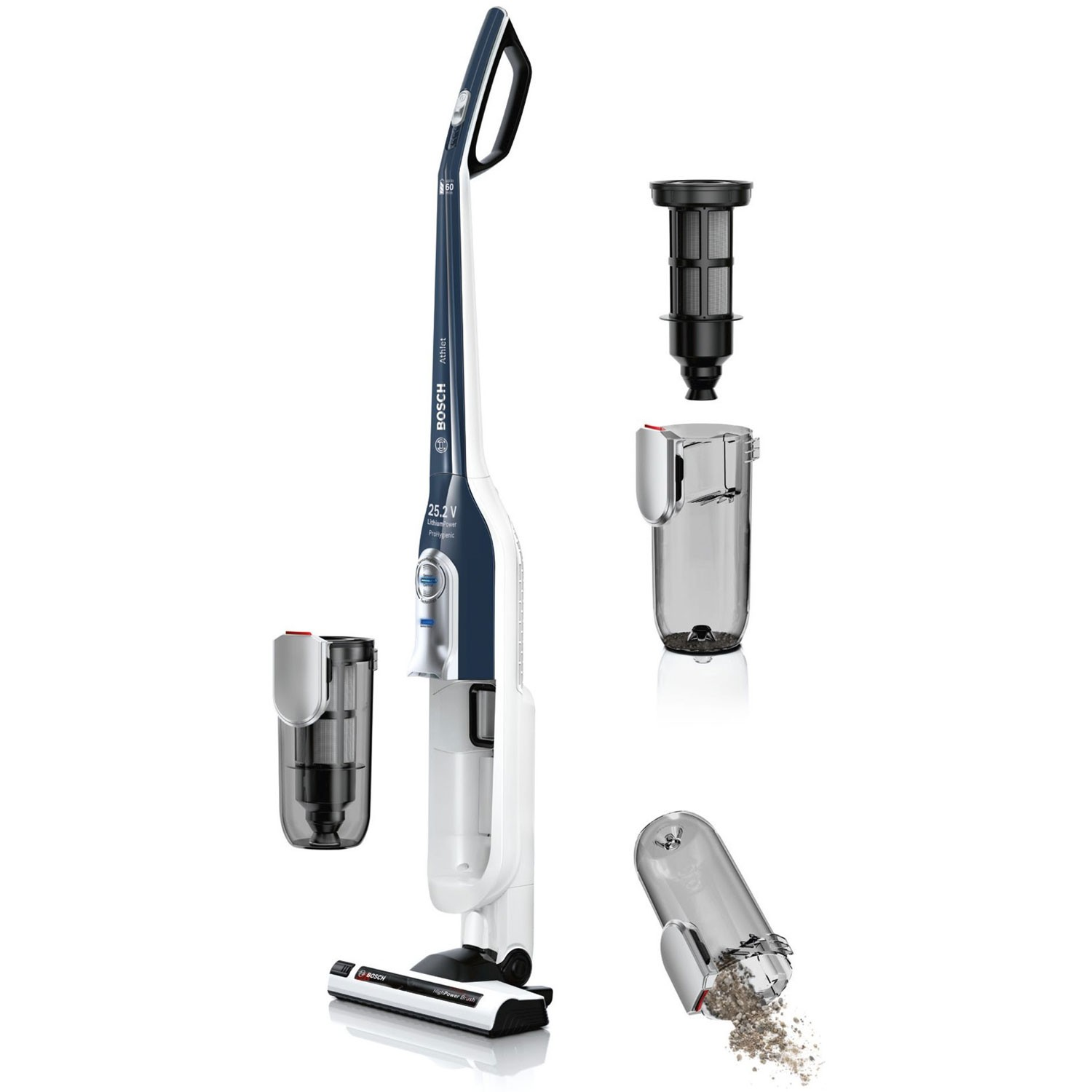 bosch cordless vacuum cleaner manual