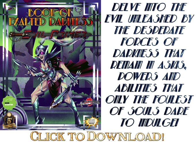 book of vile darkness pdf