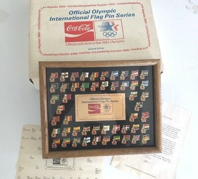 1984 olympic pin value guide