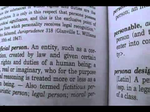 black law dictionary definition of black