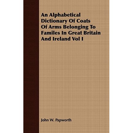 alphabetical dictionary of ireland